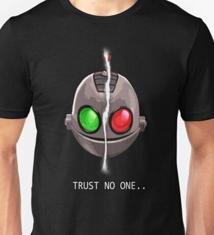 Clank & Klunk - Trust No One Unisex T-Shirt