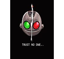 Clank & Klunk - Trust No One Photographic Print