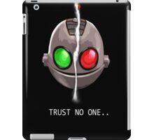 Clank & Klunk - Trust No One iPad Case/Skin