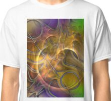 Fire On High (Art & Poetry) Classic T-Shirt