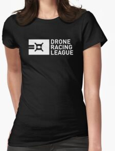 Drone Racing League Womens Fitted T-Shirt