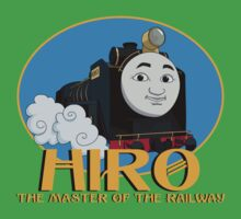 Hiro - The Master of the Railway One Piece - Short Sleeve