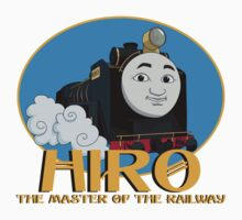 Hiro - The Master of the Railway by Shane Kark