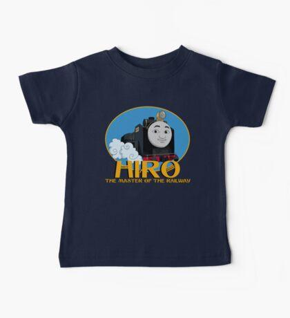Hiro - The Master of the Railway Baby Tee