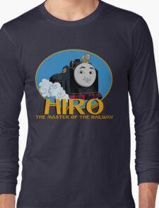 Hiro - The Master of the Railway Long Sleeve T-Shirt