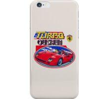Turbo Outrun iPhone Case/Skin