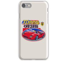 Turbo Outrun iPhone Case/Skin