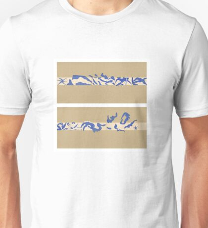 Henri Matisse The Swimming Pool Unisex T-Shirt