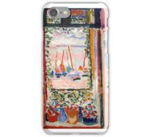 Matisse The Window iPhone Case/Skin