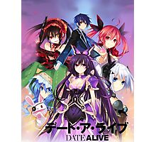 Date A Live - Graphic Photographic Print