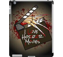 Horror Movie theme iPad Case/Skin
