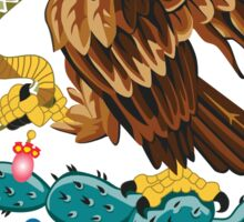 National Coat of Arms of Mexico Sticker