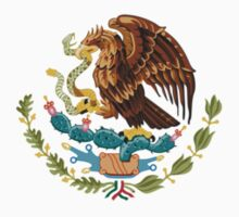 National Coat of Arms of Mexico by artpolitic