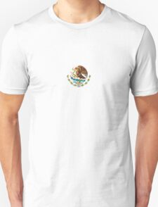 National Coat of Arms of Mexico Unisex T-Shirt