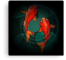 The Fishes Canvas Print