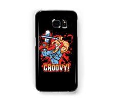 Earthworm Ash Samsung Galaxy Case/Skin