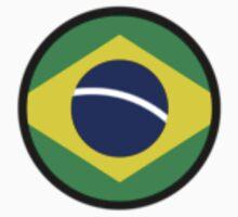 Marked by Brazil by artpolitic