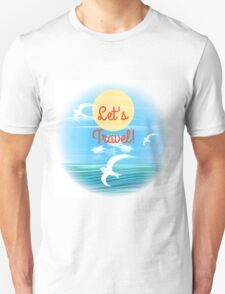 Travel theme T-Shirt