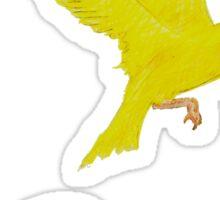 LemonBird Sticker