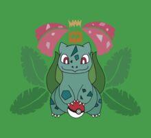Bulbasaur, I choose you! Kids Clothes