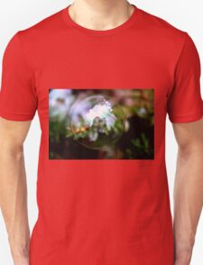 One Bubble, One Photographer Unisex T-Shirt