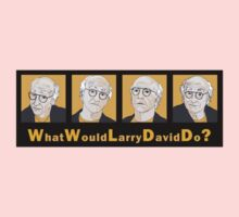 What Would Larry David Do? One Piece - Short Sleeve