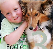 Eddie is 3 by janetJ