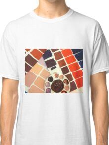 Earth Sunset Palette Classic T-Shirt