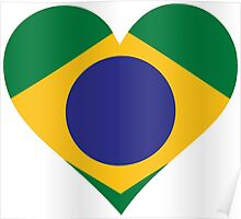 A Heart for Brazil Poster