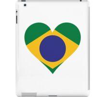 A Heart for Brazil iPad Case/Skin