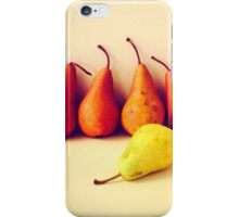 The Genius Of A Misfit iPhone Case/Skin