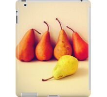 The Genius Of A Misfit iPad Case/Skin