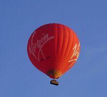 Virgin Balloon  by sweetairhead