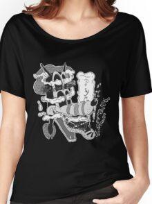 Gooney Toon T-shirt Women's Relaxed Fit T-Shirt