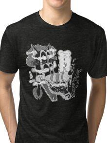 Gooney Toon T-shirt Tri-blend T-Shirt