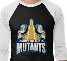 NEW YORK CITY MUTANTS Men's Baseball ¾ T-Shirt