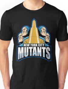 NEW YORK CITY MUTANTS Unisex T-Shirt