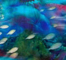 Ocean Dreams Sticker