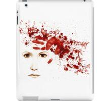 His Blood iPad Case/Skin