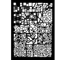 Abstracting the City Photographic Print