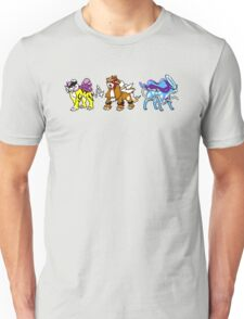 10 Years Strong (No Tower) Unisex T-Shirt