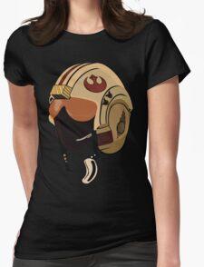 Rebel Pilot Womens Fitted T-Shirt