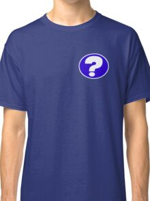 mystery question Classic T-Shirt