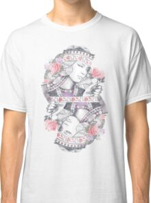 Queen of Roses Classic T-Shirt