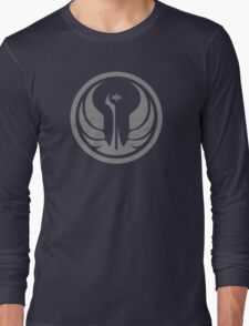 Star Wars The Old Galactic Republic - Gray Long Sleeve T-Shirt