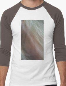 Brush past Men's Baseball ¾ T-Shirt