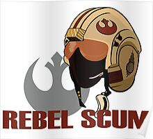 Rebel Scum Poster