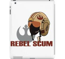 Rebel Scum iPad Case/Skin