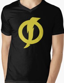 Static Shock  Mens V-Neck T-Shirt