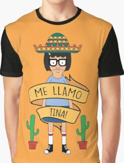 ME LLAMO TINA! Graphic T-Shirt